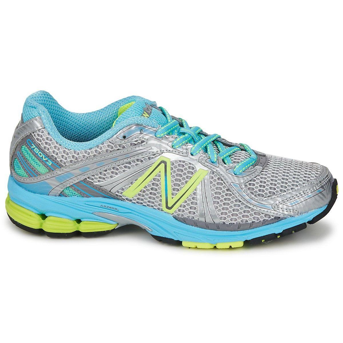 New Balance Sneakers Women's Silver Blue W780