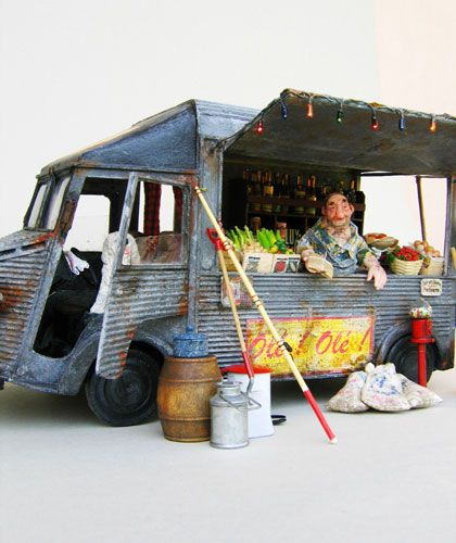 Dollhouse Miniatures Victoria Bc: Julien Martinez - Artist Dolls