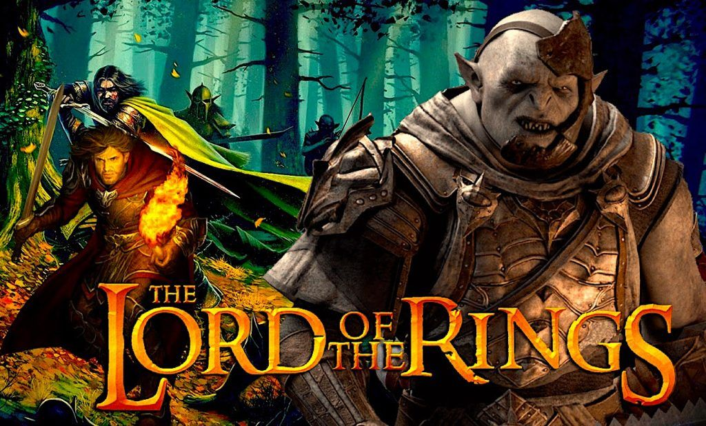The Lord of the Rings Gollum is a narrative adventure