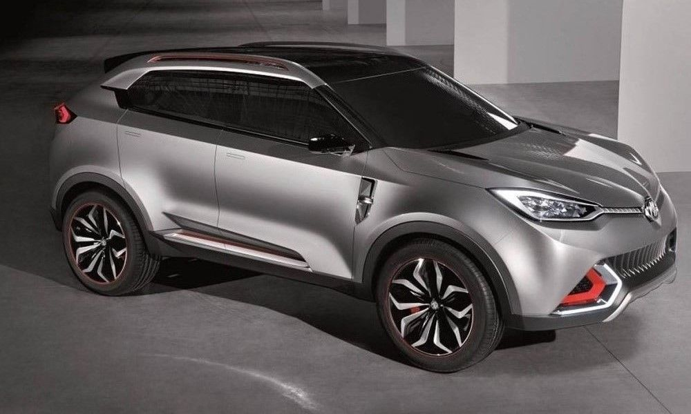 ChineseOwned MG Enters SUV Market in June 2016 http//www