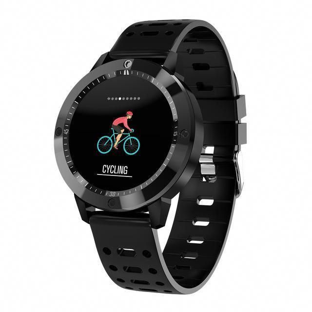 wasserdicht gehärtetes Glas Activity Fitness Tracker #fitnesswatcheswaterpro ...  #activity #fitness...