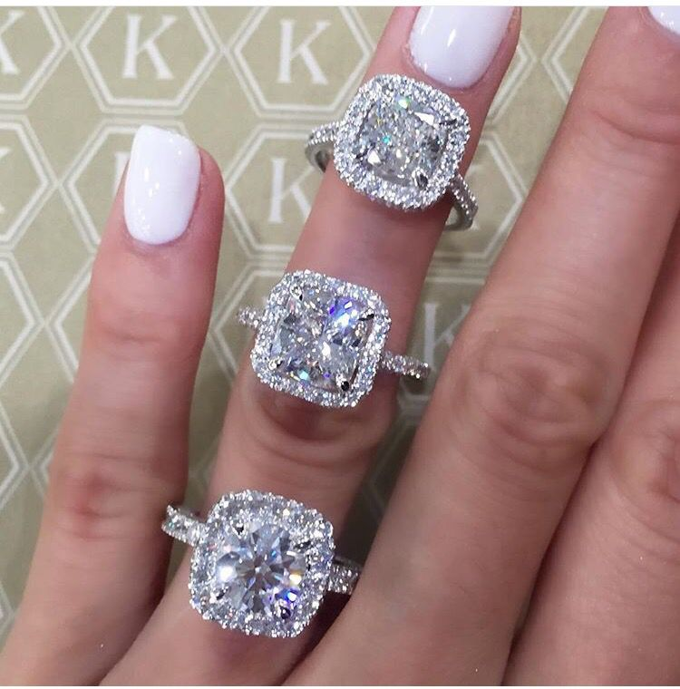 Dream Wedding Ring Wedding Rings Pinterest Ring Weddings and