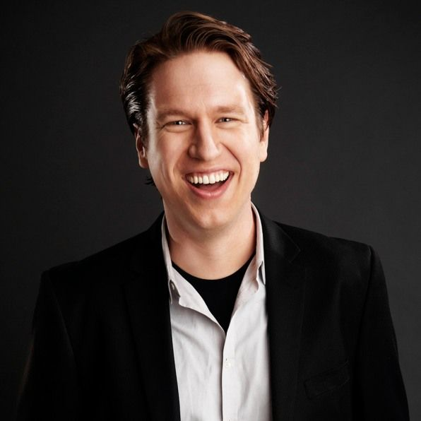 How Learning To Overshare Changed Comedian Pete Holmes's