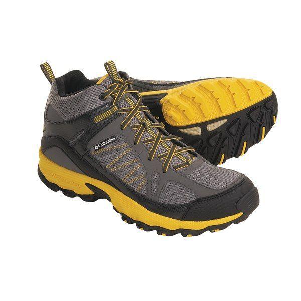 columbia lightweight hiking boots