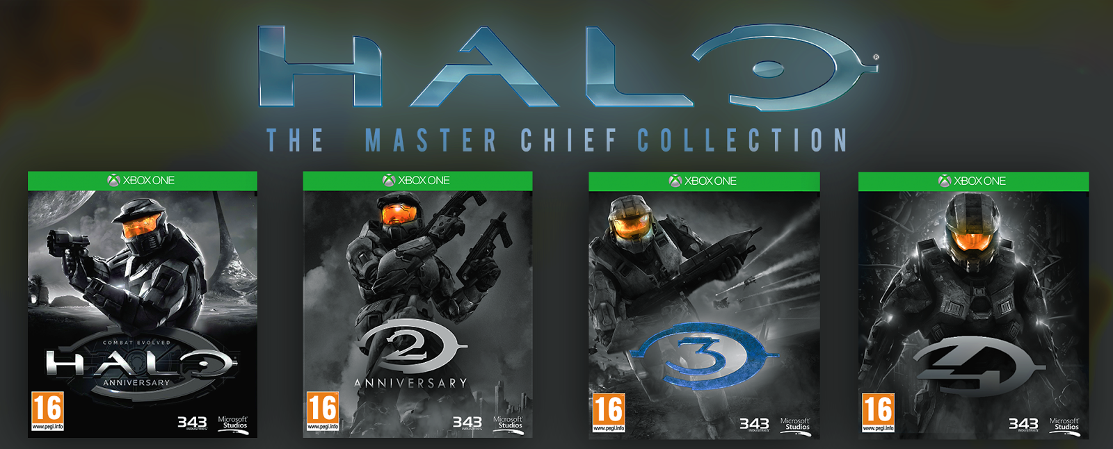 Halo The Master Chief Collection Brings Halo 1 2 3 4