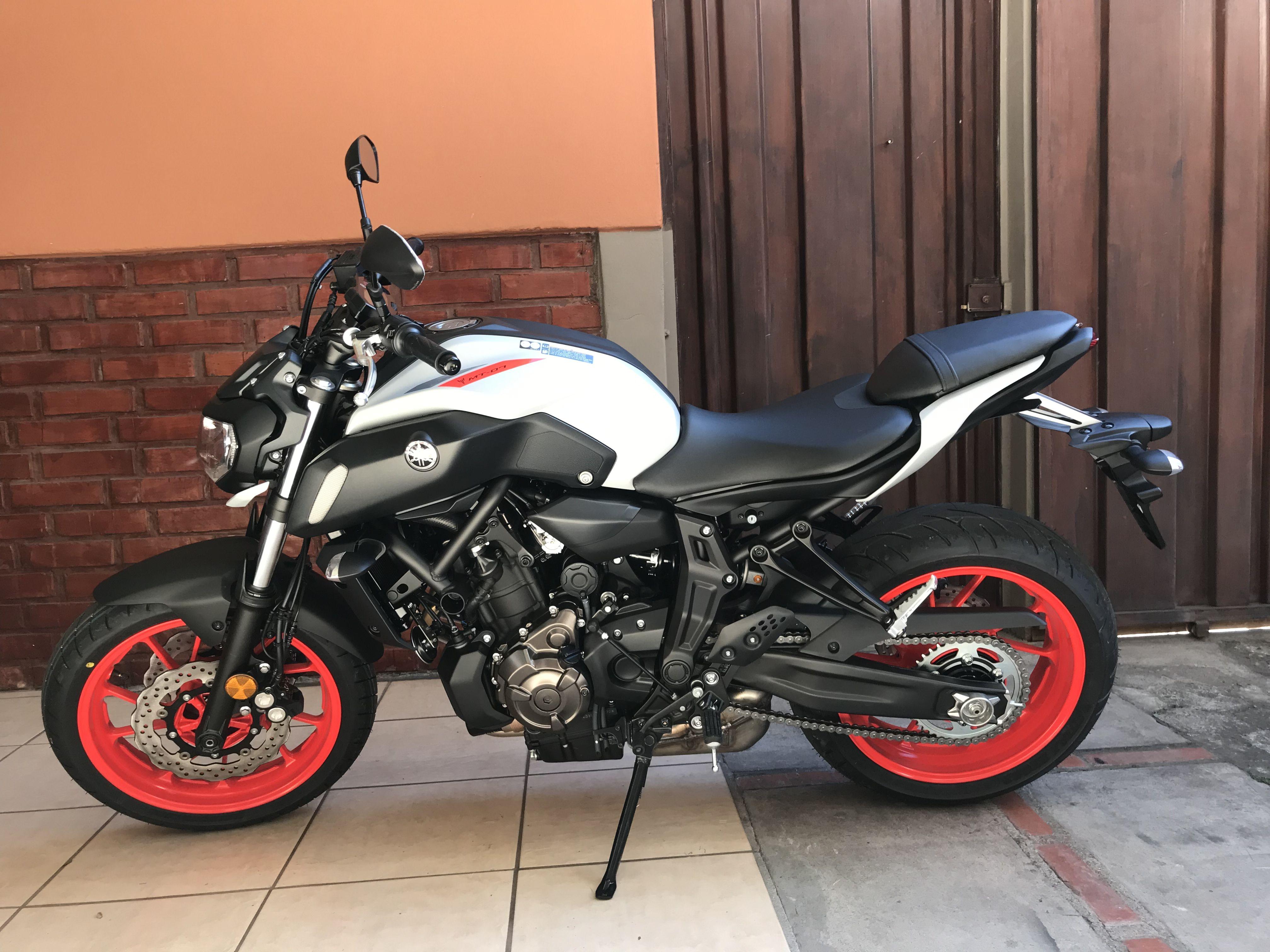 2019 Yamaha Mt 07 Nice Mt 07 Yamaha