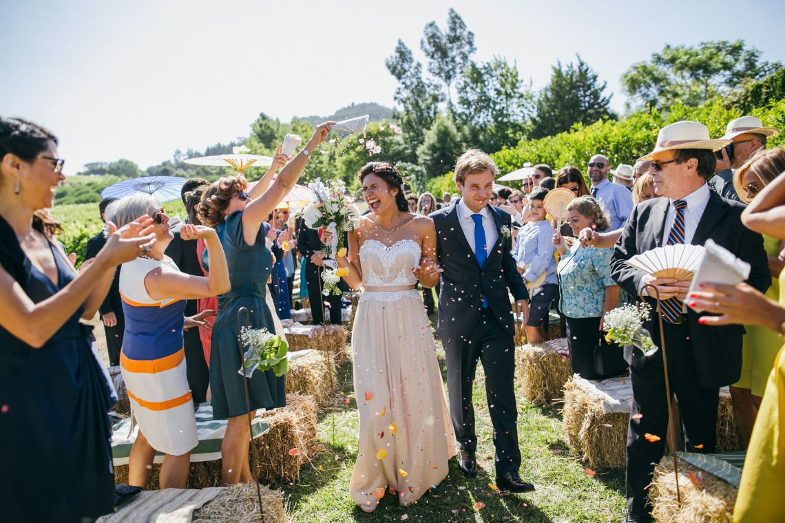 What each Myers-Briggs type does at a wedding