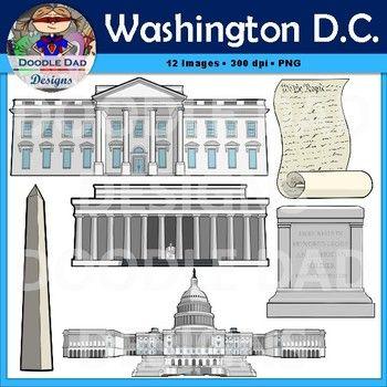 31++ Washington dc capitol building clipart ideas