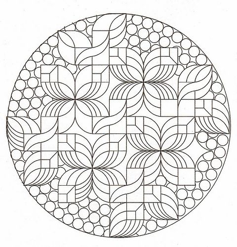 crystal ball coloring pages - photo#44