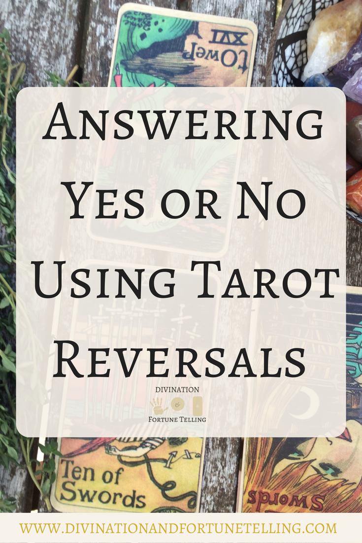 Divination yes no: a variety of ways