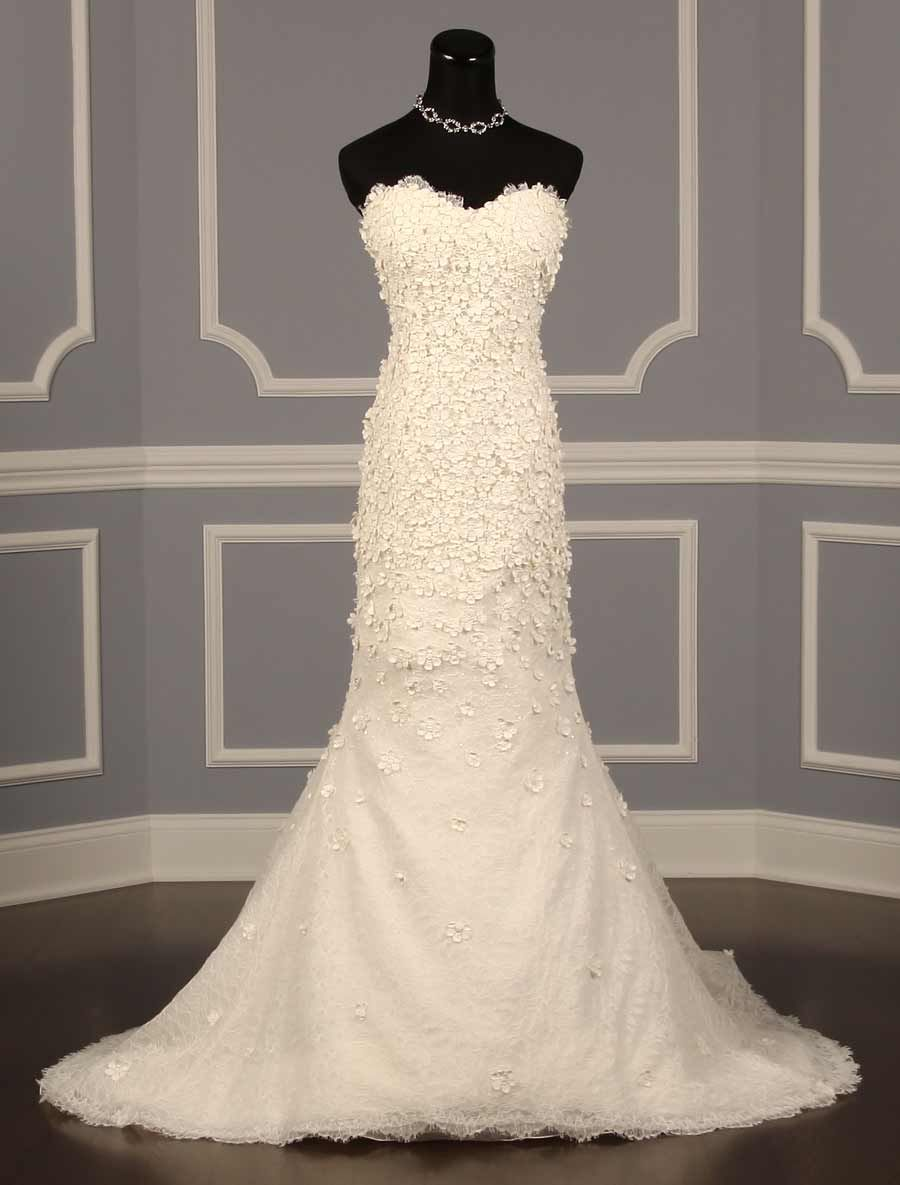 oscar de la renta 44e10 discount designer wedding dress