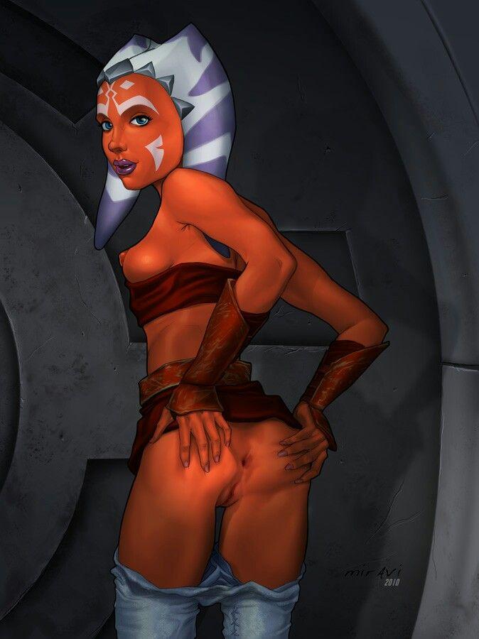 Ahsoka tano cosplay porn