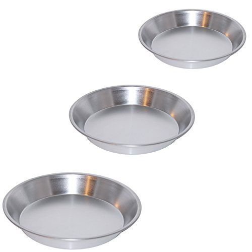 Set of 3 Aluminum Pie Pans in Assorted Sizes *** Continue to the product  sc 1 st  Pinterest & Set of 3 Aluminum Pie Pans in Assorted Sizes *** Continue to the ...