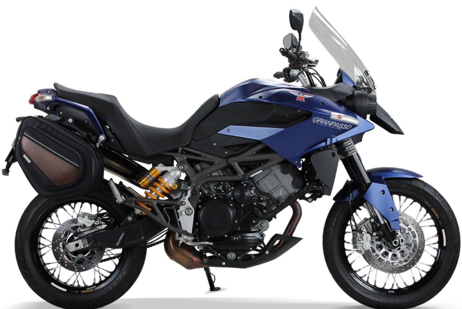 Moto morini granpasso 1200 my 2013 in vendita dal 15 dicembre 2012