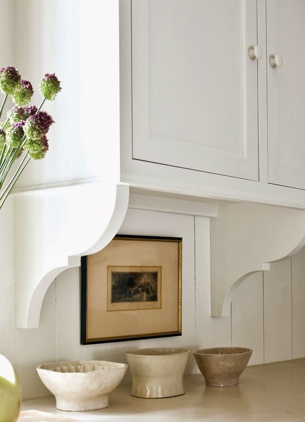 Love This Vertical Shiplap With The Corbels Under Cabinets