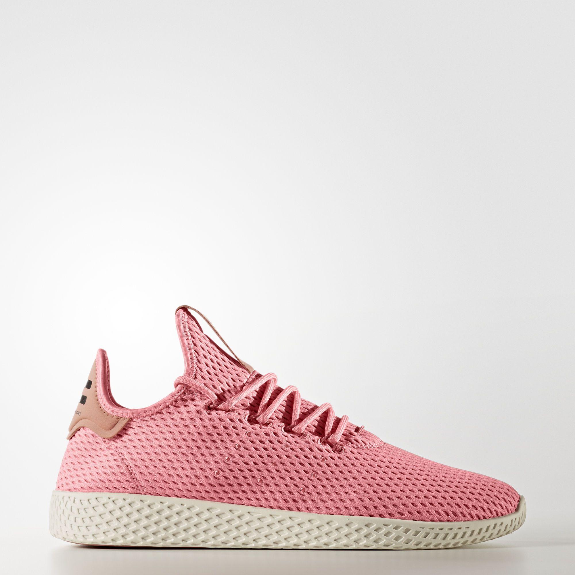 half off cab05 9ce5b Tenis Pharrell Williams Hu - Rosa en adidas.co! Descubre todos los estilos y