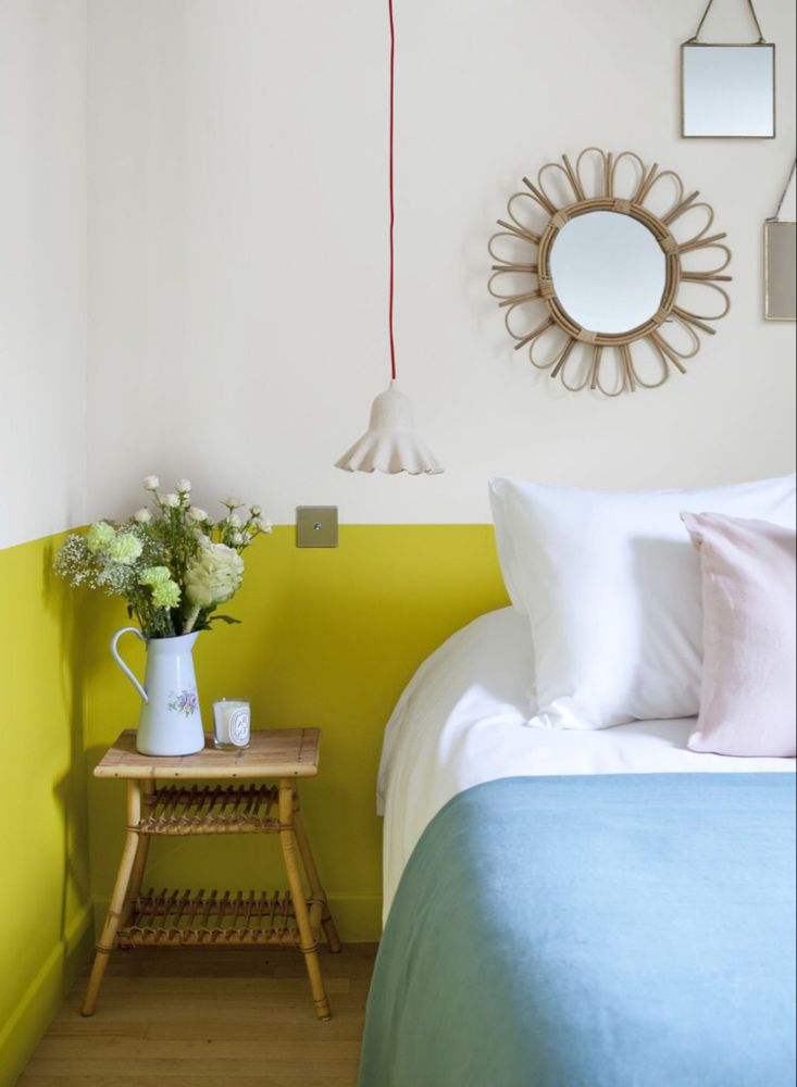 8 Cool Ways to Get in on the Two-Tone Paint Treatment Trend — Better Homes & Gardens