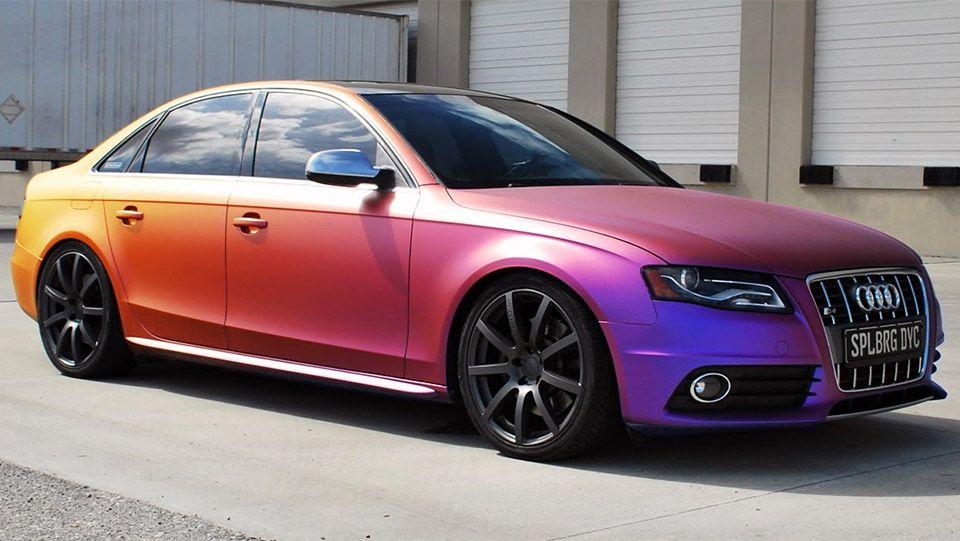 b62726f0c9943e Color-Changing Plasti Dip Creates Chameleon Car