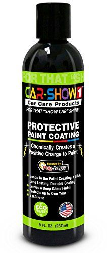 CARSHOW Car Care Products Polymer Paint Sealant Oz Made In - Show car products