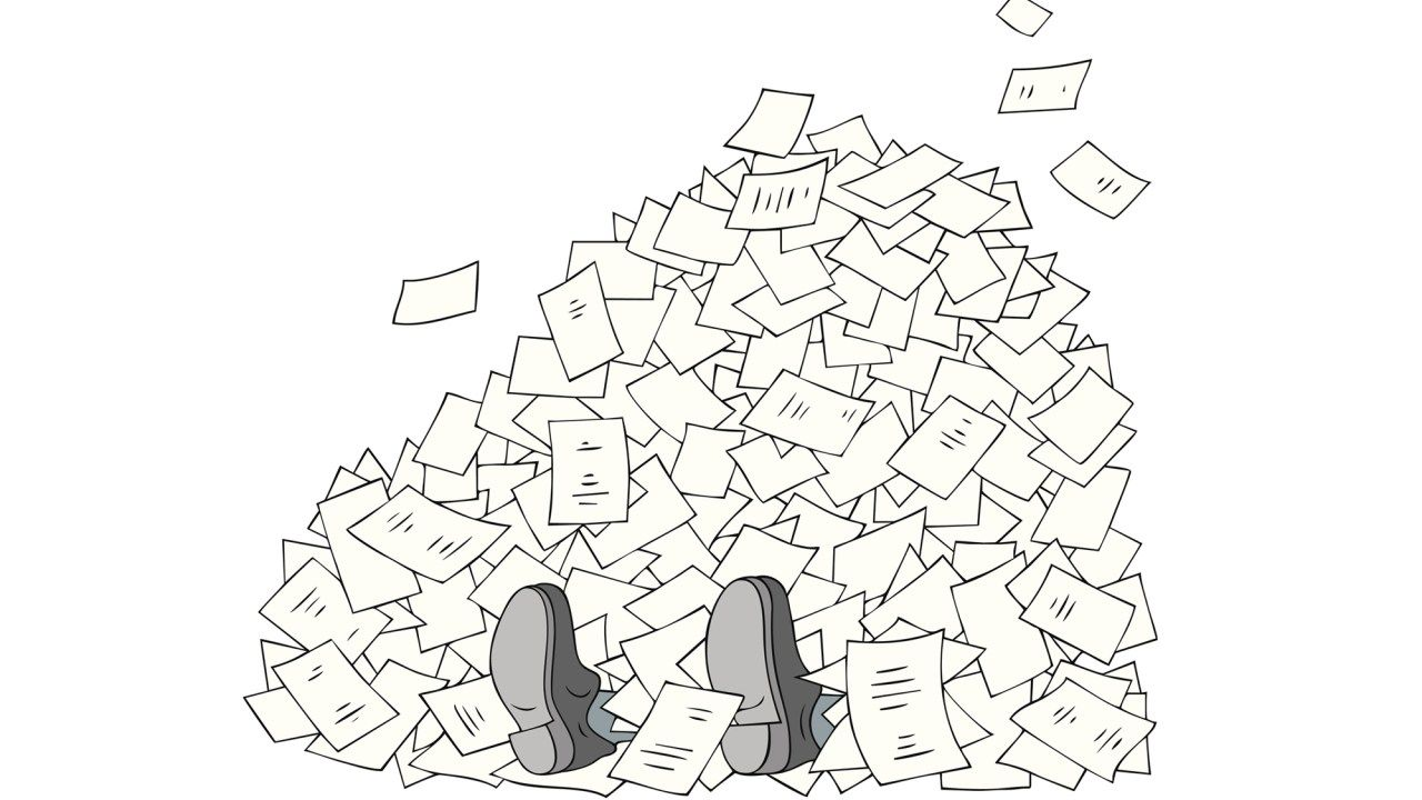 A Get-Things-Done Guide for the Overwhelmed and Overloaded