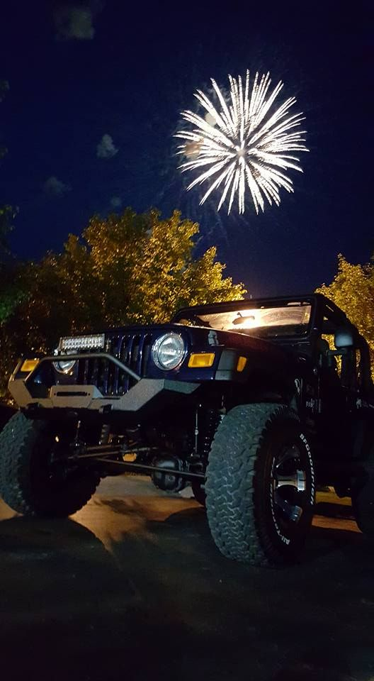 Landynn Happy New Years Brian D S Pic From Iajn Jeep Pics S Pic