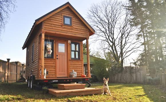 Tiny Houses!  #Sonnezuhause auf für kleine Häuser? #CatervaSonne www.caterva.de