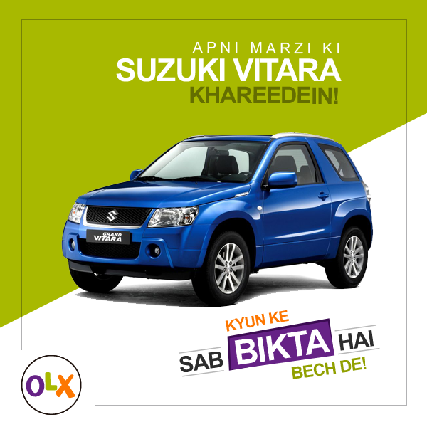 Hey everyone! Do you wish to purchase Suzuki Vitara of