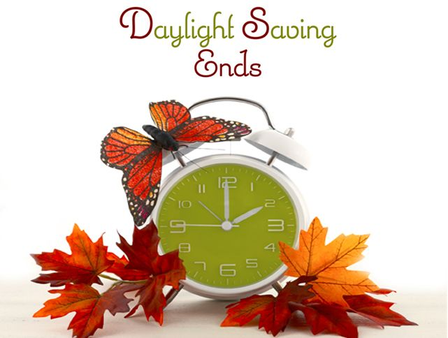 Use the end of daylight saving to get caught up on those often overlooked home tasks.