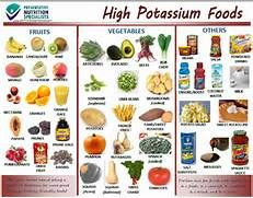 photograph regarding Low Potassium Food List Printable identified as Similiar Very low Potium Meals Listing Printable Key terms reduced