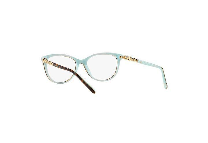 dbb3fd4d9137 ... Up to off at Tradesy. Tiffany & Co. NEW Infinity Eyeglasses TF 2120B c.  8134 Tortoise on Tiffany Blue 51mm