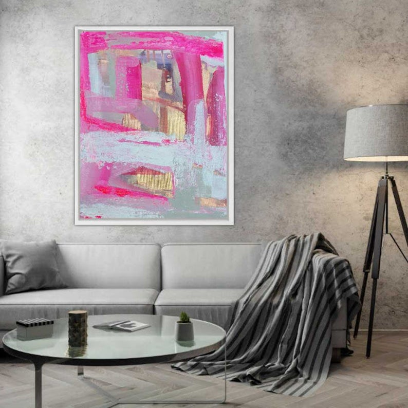 2 Digital Download Art Prints Modern Art Abstract Wall Etsy Affordable Abstract Art Instant Download Art Art