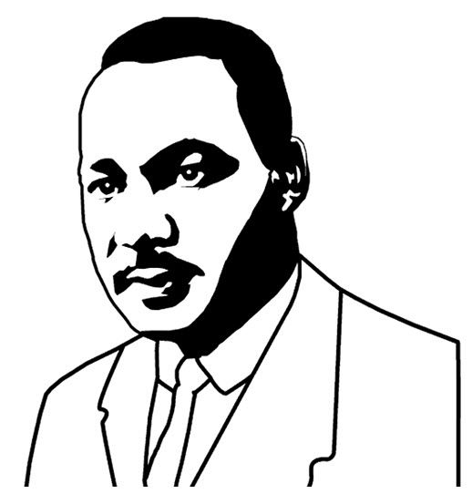 martin luther king project activities and worksheets designed for rh pinterest com mlk clip art images mlk clip art on freedom