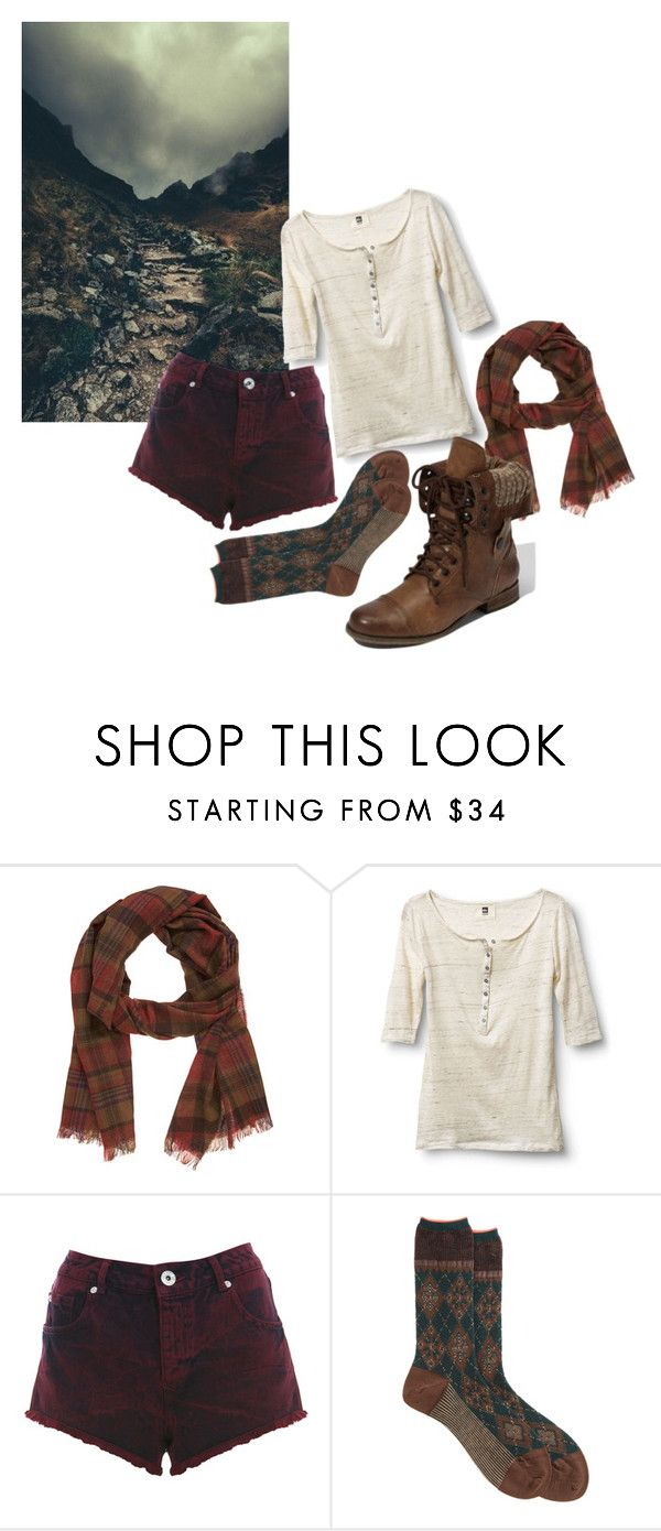 """Geen titel #43"" by earthandbone ❤ liked on Polyvore featuring Drakes London, Quiksilver, Miss Selfridge, Antipast and Steve Madden"