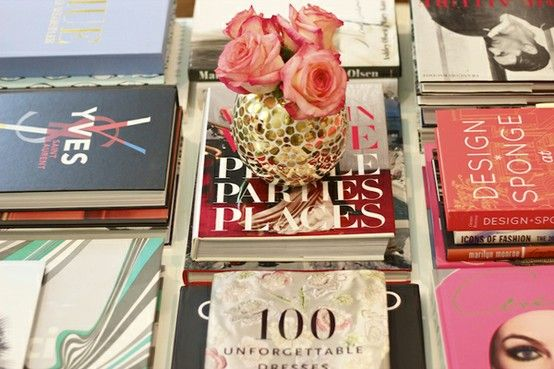 The Key Pieces Coffee Table Books