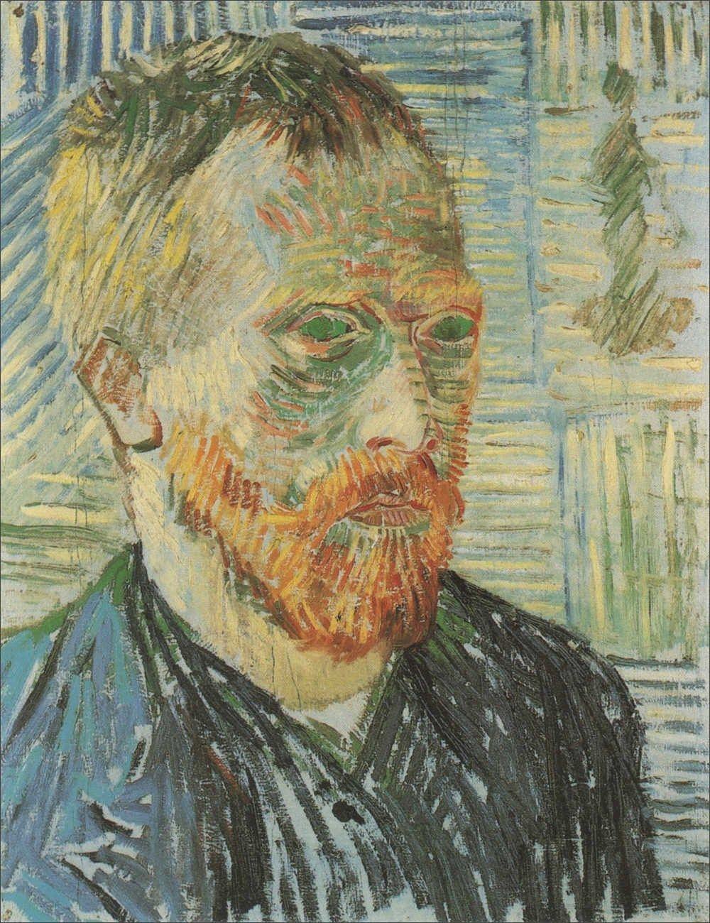 Vincent van Gogh · Autoritratto · 1887 · Kunstmuseum · Basel