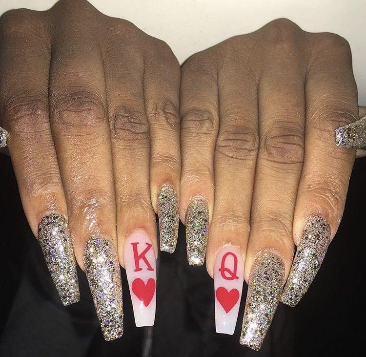 woollffiie | Nails♛ | Pinterest | Nail inspo, Nail nail and Acrylics