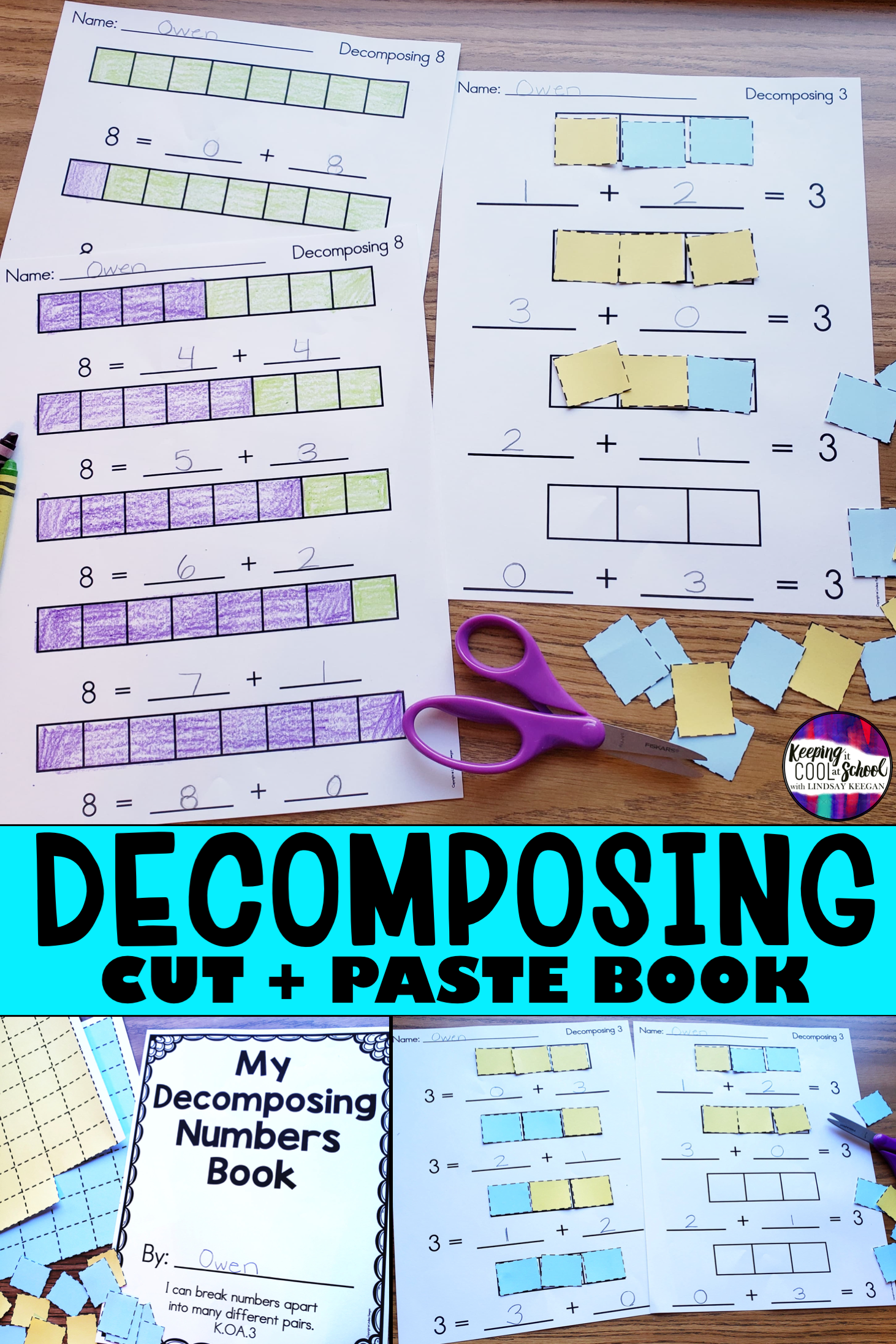 Decomposing Numbers To 10 In
