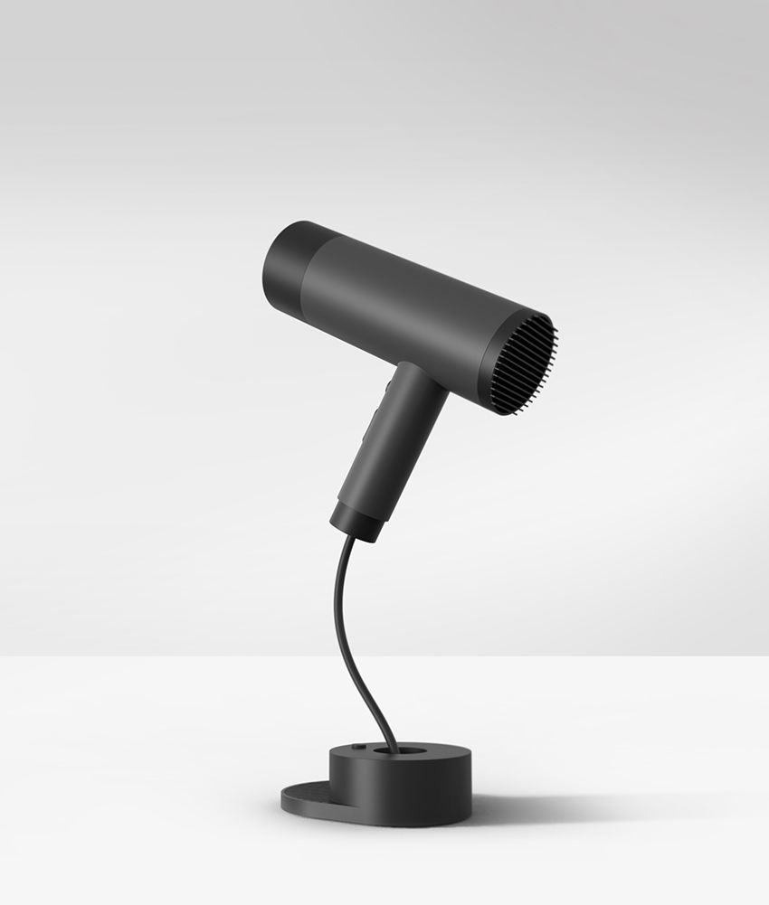 Wv design studio - Wv Design Studio S Re Purposed And Upgraded Hairdryer Design