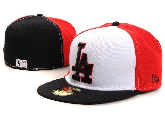 MLB Los Angeles Dodgers Fitted Hat id29 [CAPS M0844] - €16.99 : PAS CHERE CASQUETTES EN FRANCE!