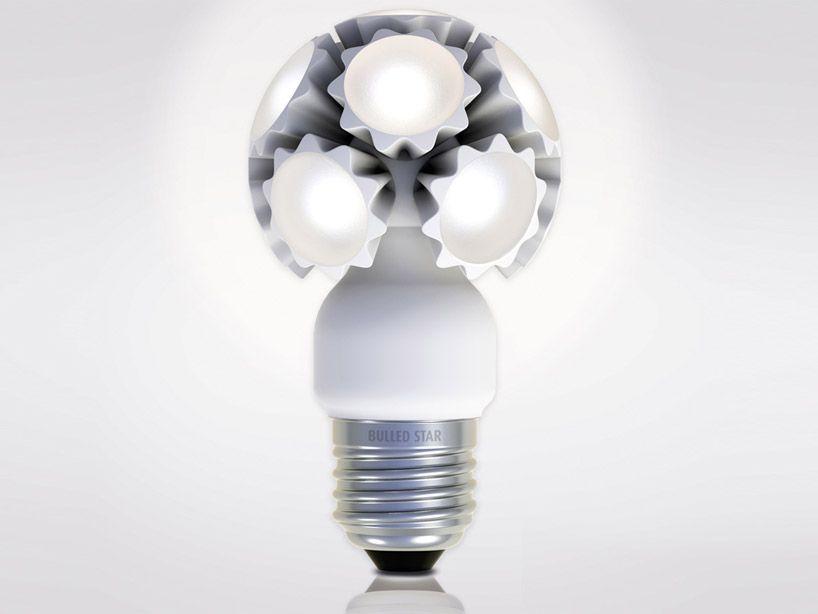 LED retrofit lightbulbs: bulled by ledo.