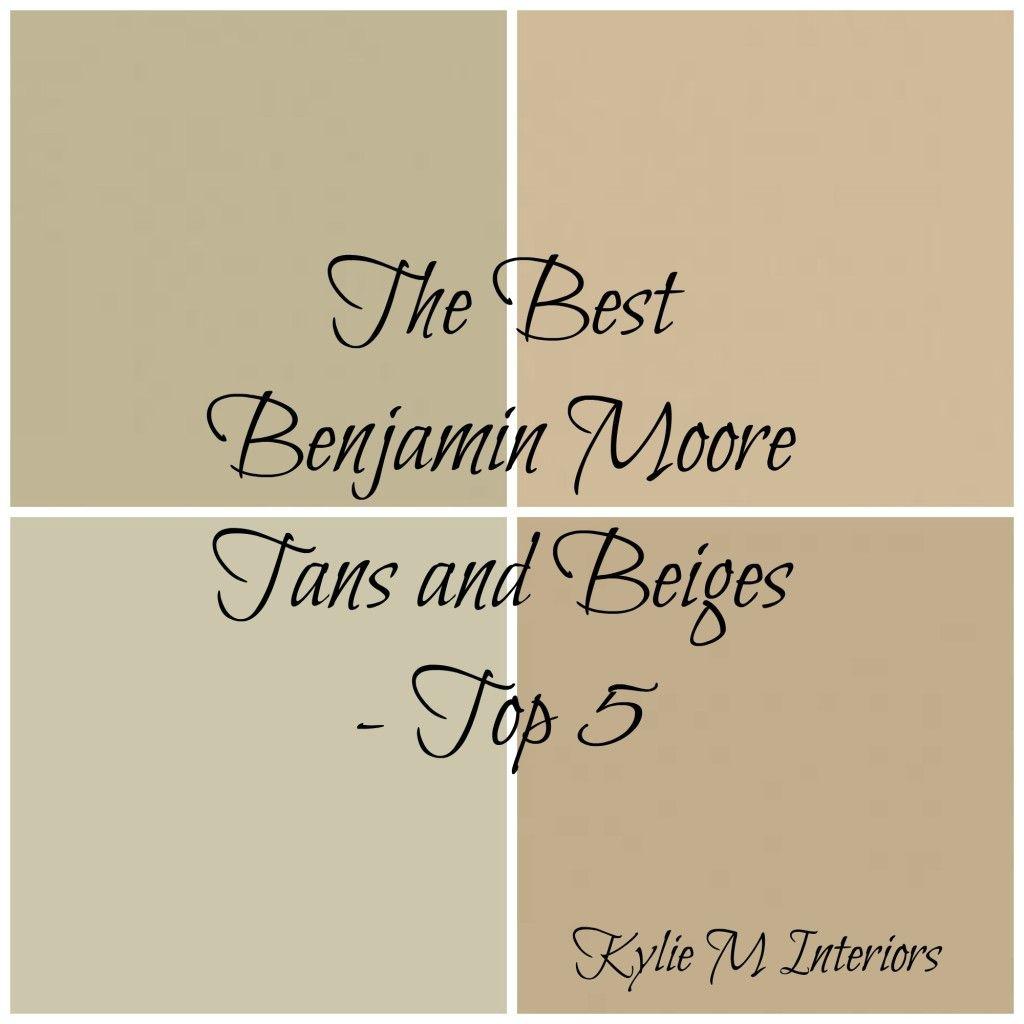 Tan Bedroom Benjamin Moore Manchester Tan And Beige: The 5 Best Benjamin Moore Neutral Paint Colours