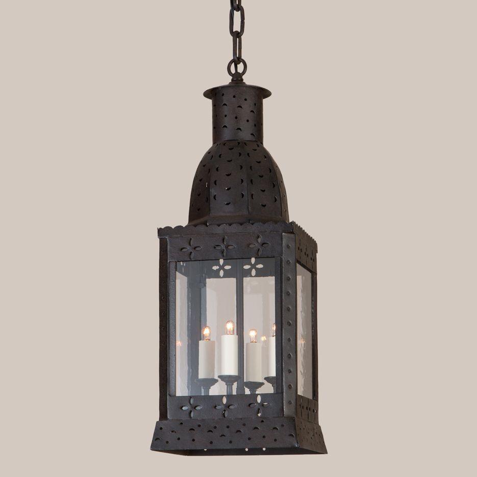 4056 Moroccan Hanging Lantern Paul Ferrante