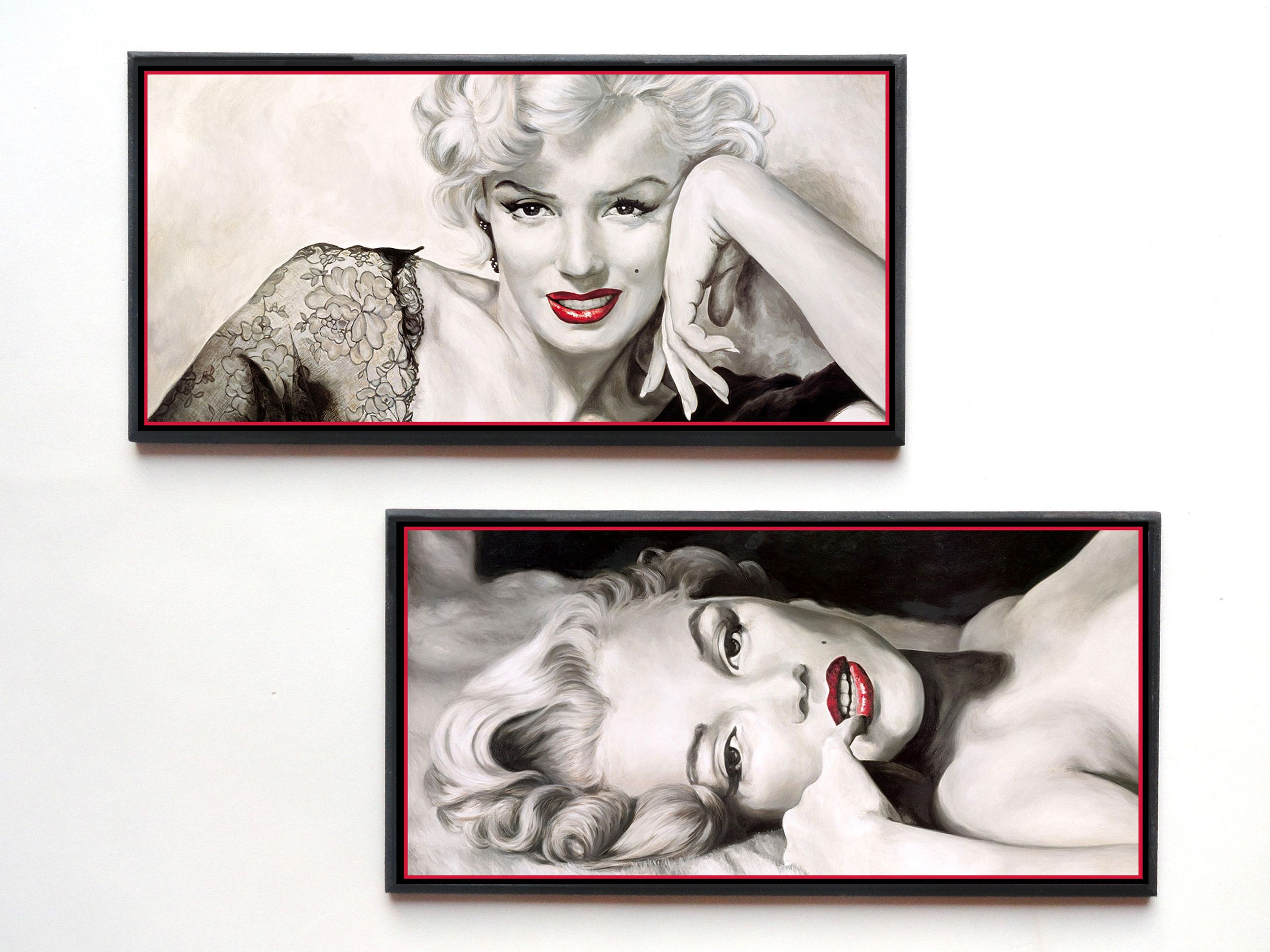dupla-de-quadros-marilyn-monroe-cinema.jpg (2592×1944) | Nicolle ...