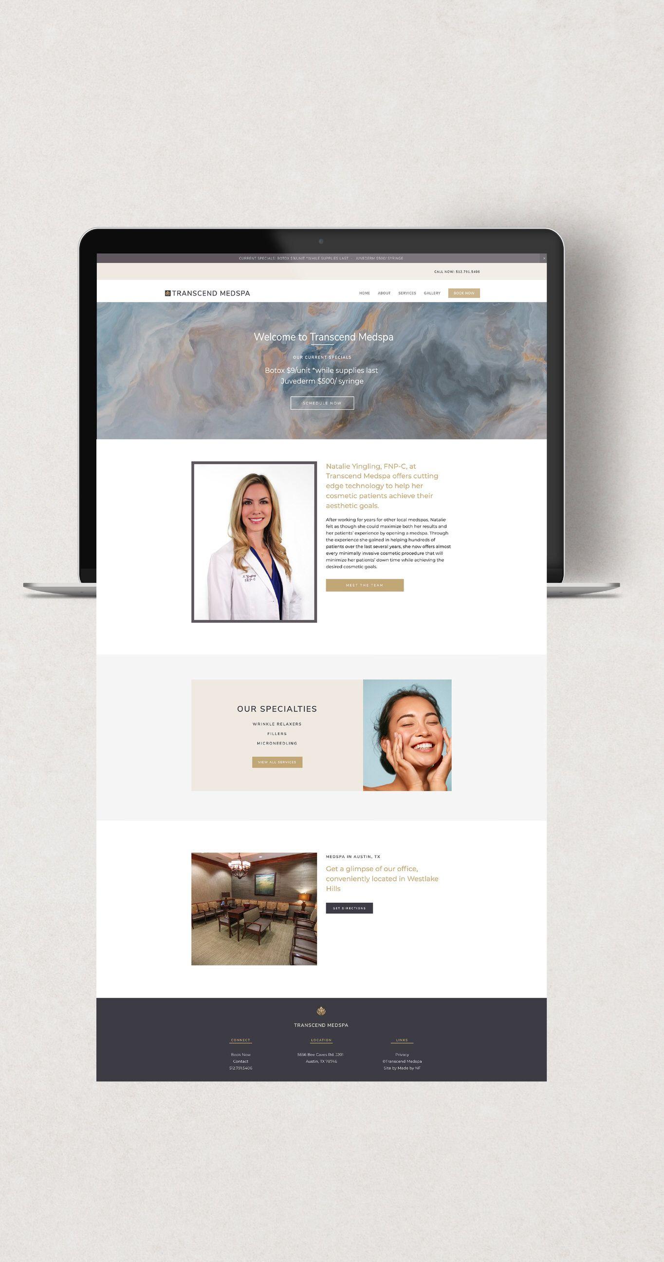 Pin On Website Squarespace Website Design