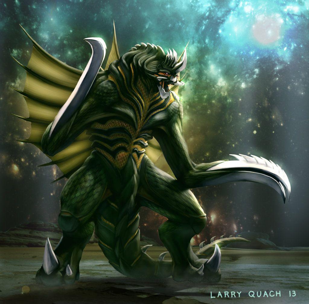 Should Gigan return in the new Legendary Godzilla Series