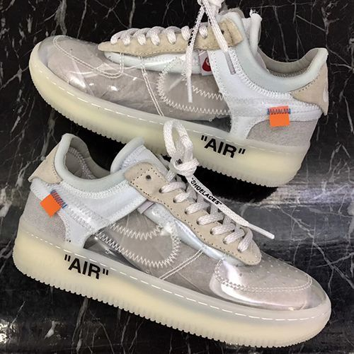 Nike air force one x Off White Wit