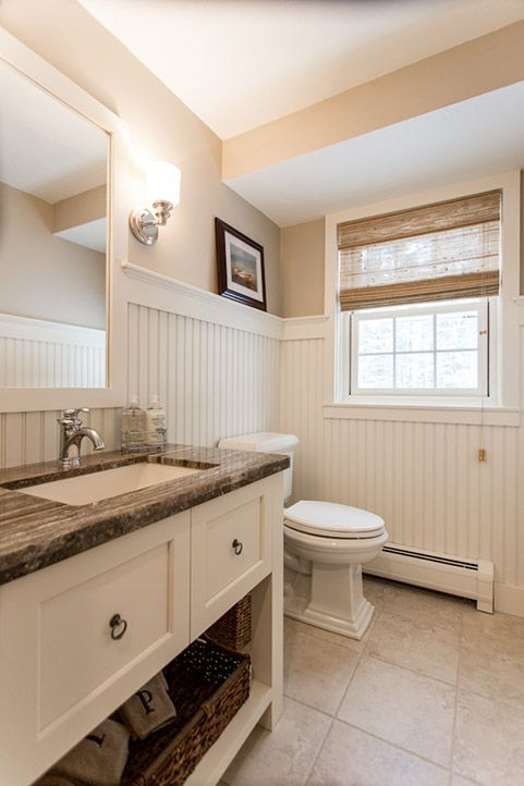 Windham, NH Renovation - traditional - bathroom - manchester NH - New  England Design Elements