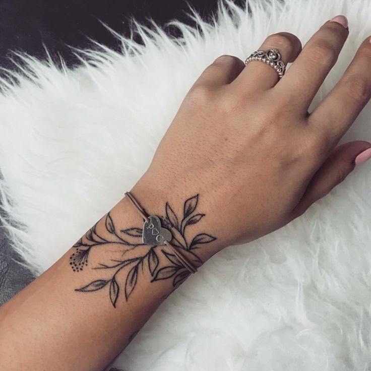46+ Tatouage sur poignet femme inspirations
