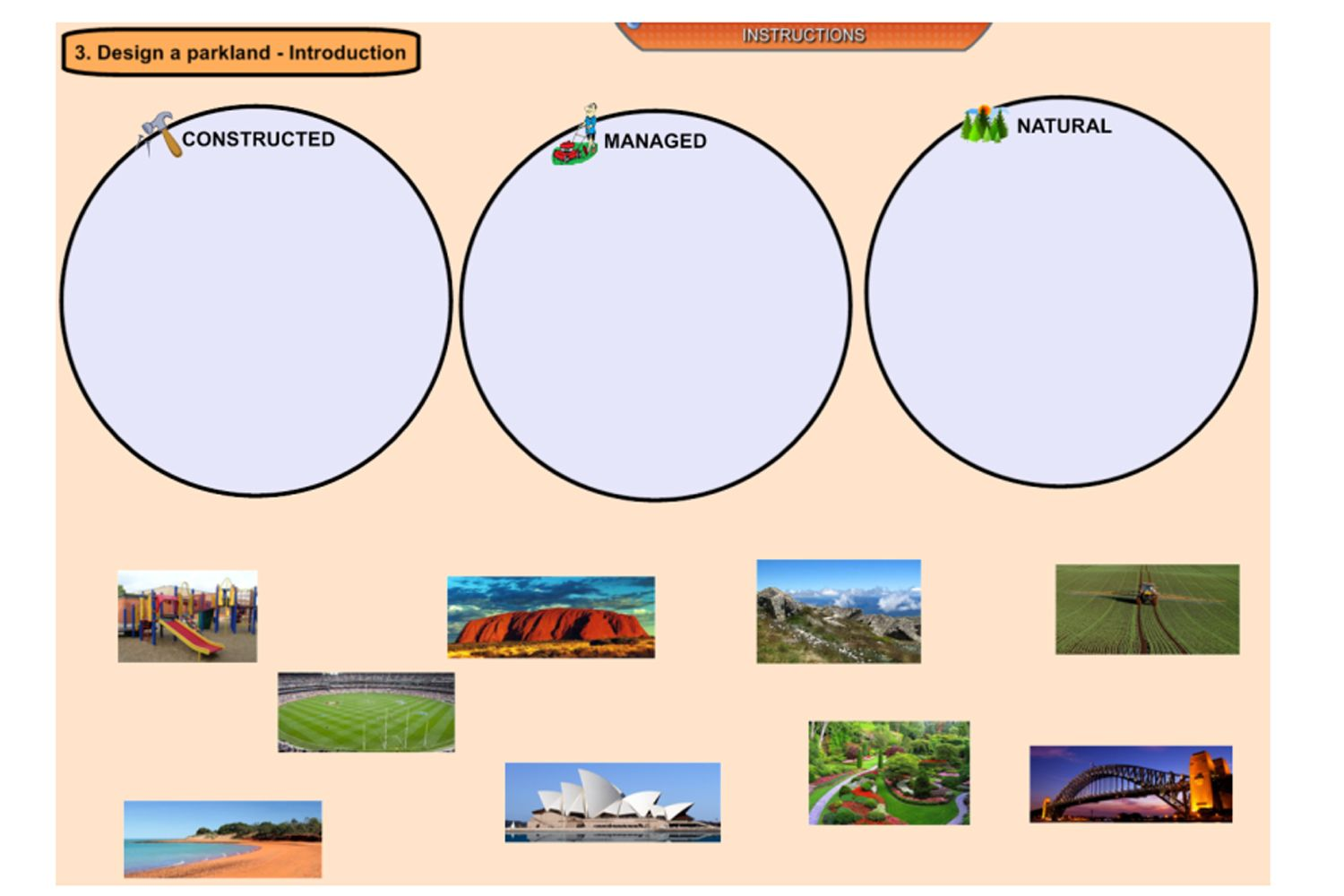 The Features Of The Earth And Sky Make Up A Significant