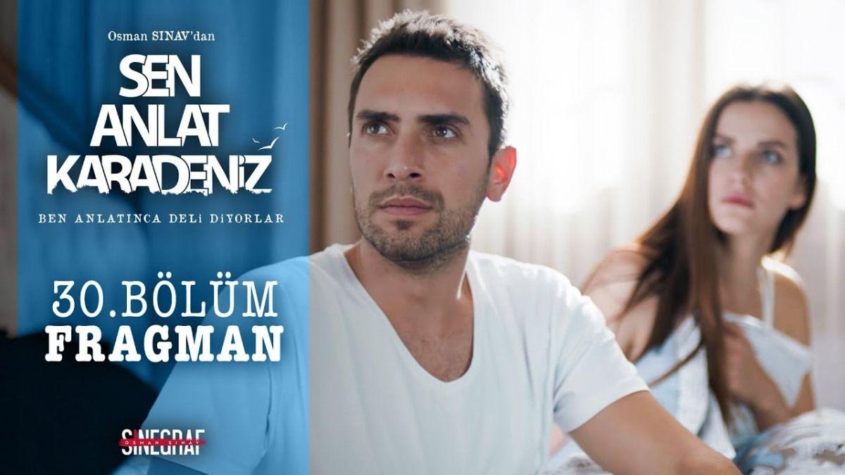 Sen Anlat Karadeniz 30 Bolum Fragman Youtube Website Incoming Call Screenshot